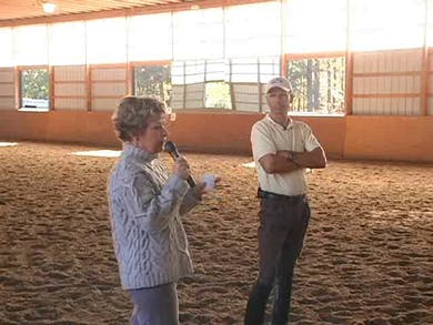 Young Horse Development and Young Horse Tests, part 6 by Dressage Today Online
