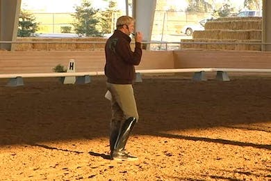 Liz Hendrix, Part 2, day 2 by Dressage Today Online