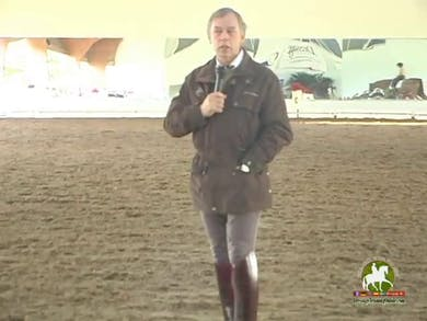 Discussion on various problems that horses and riders may have by Dressage Today Online