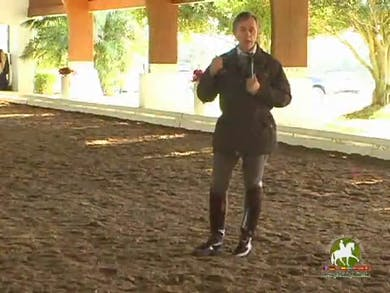 Courtney King-Dye part 1 of 1, day 1 by Dressage Today Online