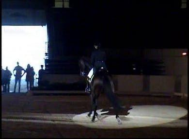 Allison Brock Freestyle on Roosevelt by Dressage Today Online