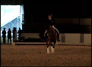 Michael Barisone Freestyle by Dressage Today Online