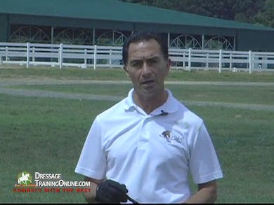 Vitor Silva - Piaffe and Passage, Part 1 by Dressage Today Online