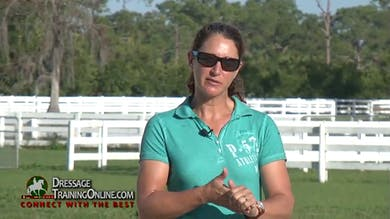 Catherine Haddad brings us Part 2 of this series on the Collective Marks with a session on Submission. by Dressage Today Online