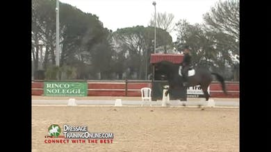 Jan Bemelmans - Grand Prix Movements - Part 1 by Dressage Today Online