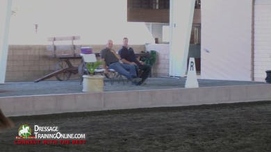 Ingo Pape leads this session of the USDF Sport Horse Prospect Development Forum. - Part 1 by Dressage Today Online