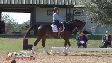 Chrissa Hoffman - Forward to the Bridle, Part 3 by Dressage Today Online