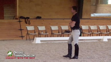 Nicholas Fyffe - Getting the Horse to Take You, Part 1 by Dressage Today Online