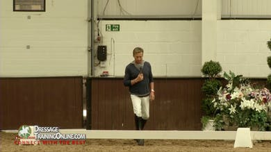 Carl Hester and Richard Davison present three young Grand Prix horses and talk about how they bring them along.  - Part 1 by Dressage Today Online