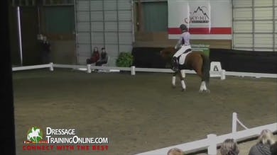 Adeline talks about speed control. - Part 3 by Dressage Today Online