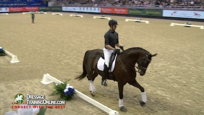 Instant Access to Isabell Werth - World Cup Showcase, Part 2 by Dressage Today Online, powered by Intelivideo
