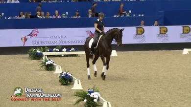 Isabell Werth - World Cup Showcase, Part 3 by Dressage Today Online