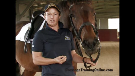 Instant Access to  Jody Hartstone-NZ, Understanding the Flight Response by Dressage Today Online, powered by Intelivideo