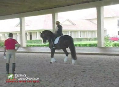 Rafael Soto Andrade-ESP by Dressage Today Online