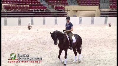 Instant Access to Catherine Haddad - Master Class, Grand Prix by Dressage Today Online, powered by Intelivideo