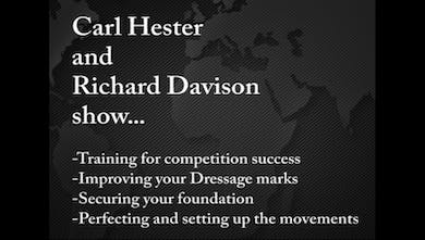 The Dressage Convention, 2013 featuring Carl Hester and Richard Davison with Special Guest, Charlotte Dujardin and contributors Sylvia Loch and Miguel Ralao by Dressage Today Online