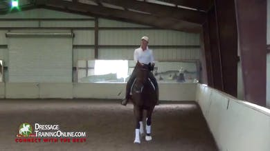 07/31/14 - Debbie McDonald - Throughness in Piaffe and Passage by Dressage Today Online