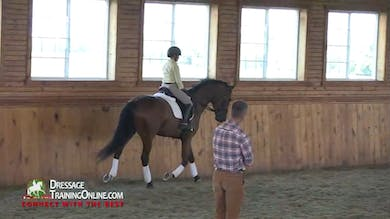 09/11/14 - Dr. Ulf Moller - Stretching for the Four Year Old by Dressage Today Online