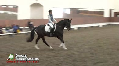 05/21/15 - Debbie McDonald and Janet Foy - First Level Test 3 by Dressage Today Online