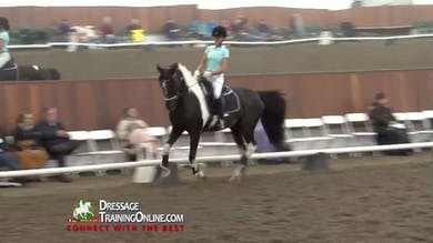 05/27/15 - Debbie McDonald and Janet Foy - Second Level Test 3 by Dressage Today Online