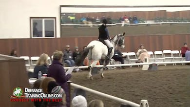 06/11/15 - Debbie McDonald and Janet Foy -  Fourth Level Test 3 by Dressage Today Online