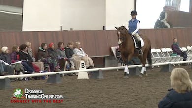 06/25/15 - Debbie McDonald and Janet Foy - Schooling First Level Movements by Dressage Today Online
