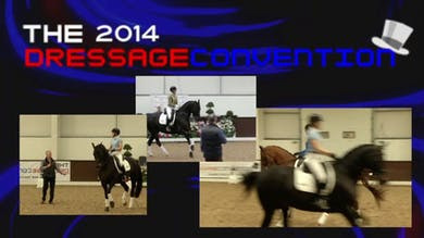 09/17/15 -2014 Dressage Convention with Jenny Leggate - Vaulting by Dressage Today Online