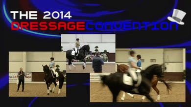09/30/15 - 2014 Dressage Convention with  Stephen Clarke - Judges & Scores a Medium Level Test, More Than a Happy Medium by Dressage Today Online