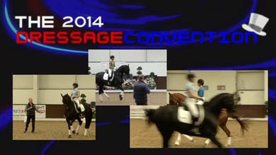 10/08/15 - 2014 Dressage Convention - Carl Hester, Richard Davison - Dressage Is A Numbers Game  by Dressage Today Online
