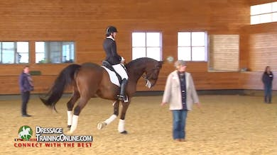 01/28/16 - Janet Foy - Fourth Level Test Two and Three by Dressage Today Online