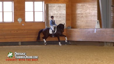 Janet Foy - 9/22/16 - Grand Prix test ride and evaluation by Dressage Today Online