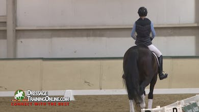 Lars Petersen - 12/14/17 - Junior Rider Third Level by Dressage Today Online