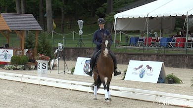 Laura Graves - Riding a Tense Horse by Dressage Today Online