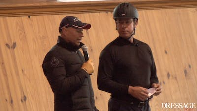 EXTRA 1 - Q&A with Steffen and Scott by Dressage Today Online