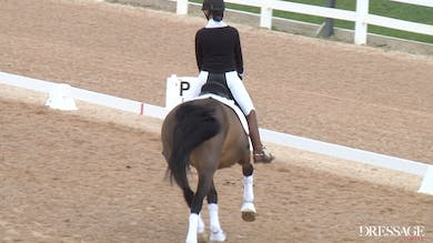 Judy Reynolds - Upper Level Work, Day1/Ride 3 by Dressage Today Online