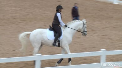 Judy Reynolds - Upper Level Work, Day1/Ride 7 by Dressage Today Online