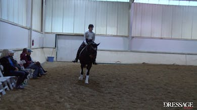 Judy Reynolds - Upper Level Work, Day1/Ride 8 by Dressage Today Online