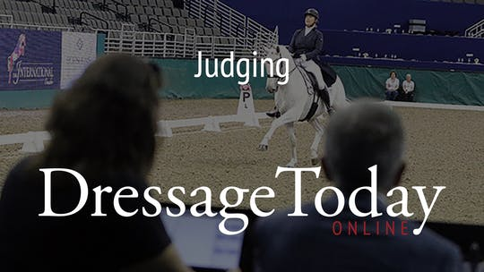 Lilo Fore by Dressage Today Online