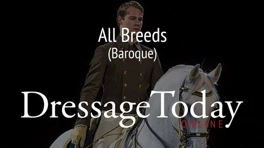 Baroque by Dressage Today Online