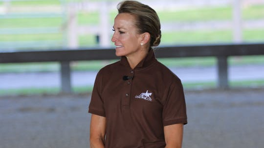 Lisa Wilcox by Dressage Today Online