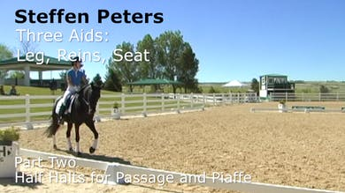 Steffen Peters - Upper Level Aids, Part 2 by Dressage Today Online