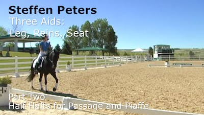 Instant Access to Steffen Peters - Upper Level Aids, Part 2 by Dressage Today Online, powered by Intelivideo