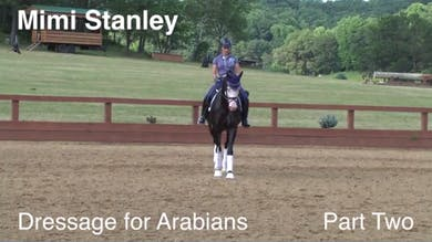 Mimi Stanley - Dressage for Arabians - Part 2 by Dressage Today Online