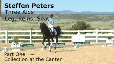 Steffen Peters - Upper Level Aids, Part 1 by Dressage Today Online