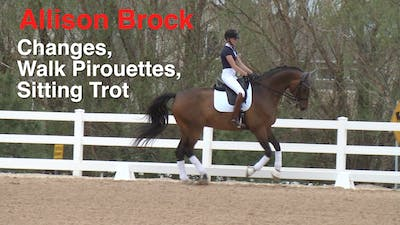 Instant Access to Allison Brock - Third Level Work by Dressage Today Online, powered by Intelivideo