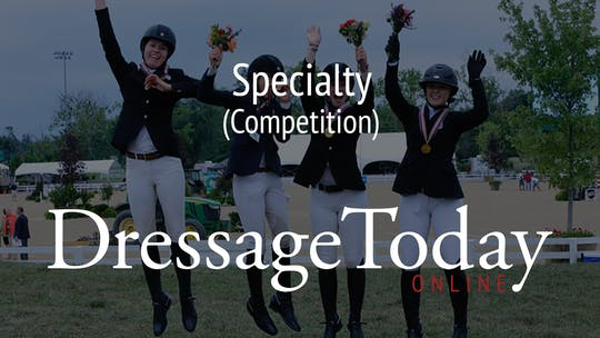 Competition by Dressage Today Online