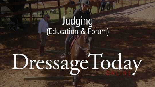 Education & Forum by Dressage Today Online
