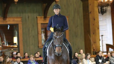 Steffen Peters and Scott Hassler - Day 2, Third/Fourth Level by Dressage Today Online