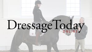 Instant Access to Cesar Torrente makes critical improvements in the gaits by Dressage Today Online, powered by Intelivideo