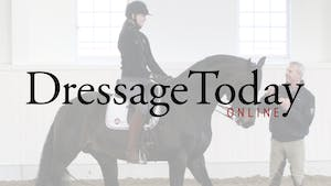 Cesar Torrente makes critical improvements in the gaits by Dressage Today Online